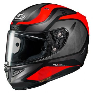 HJC RPHA 11 Deroka Red MC1SF Full Face Motorcycle Motorbike Helmet Free Pinlock